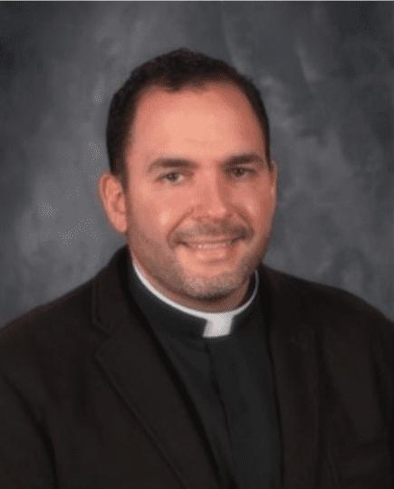 Fr. Christopher Cicero: Pastor
